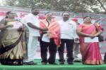 AIHRA PRESIDENT DR. M.U. DUA HONOURED BY ANDHRA PRADESH AIHRA TEAM